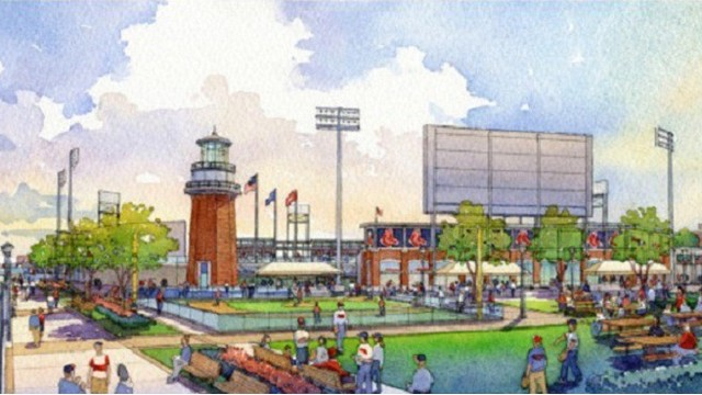 Brown U. won't sell land for PawSox stadium without support from RI, city