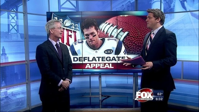 Q&A: Crisis management expert on Patriots' response to deflategate