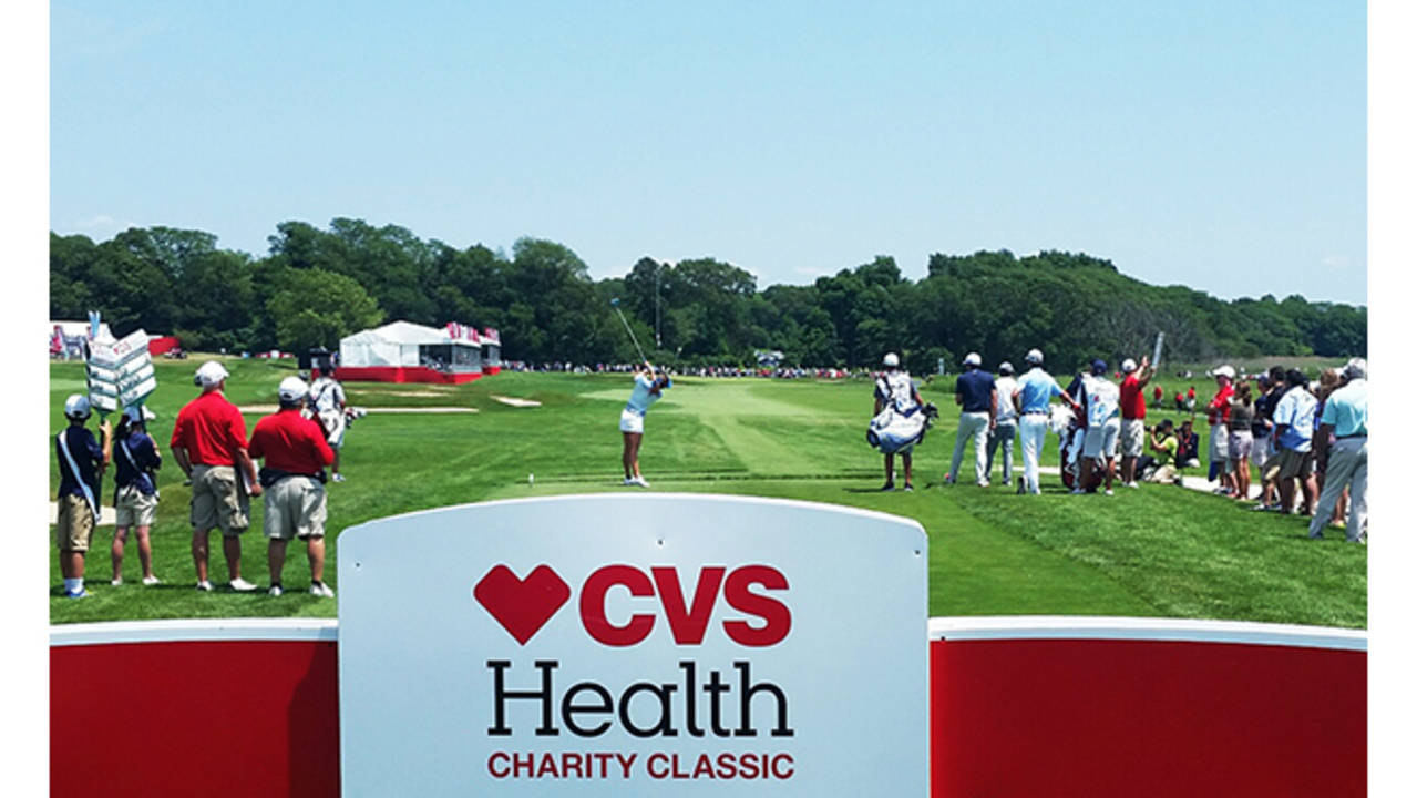 cvs health charity classic to bring world class golf entertainment
