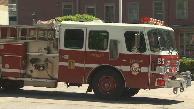Fire departments awarded federal grants to hire firefighters