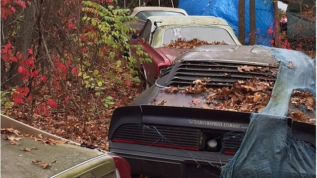 Woonsocket To Clear Cars From Unauthorized Salvage Yard