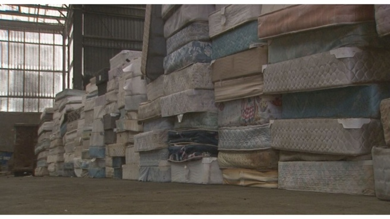 ri joins in new mattress recycling program