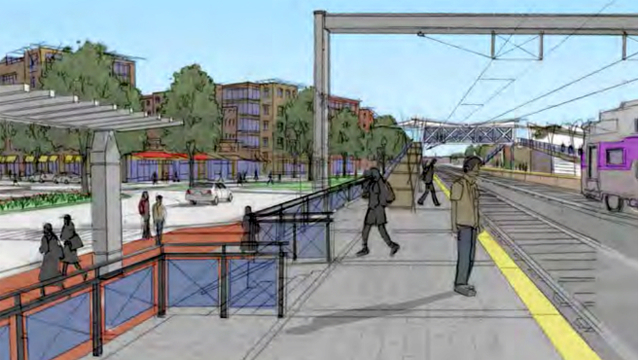 RI seeks $14.5M from feds for new Pawtucket train station