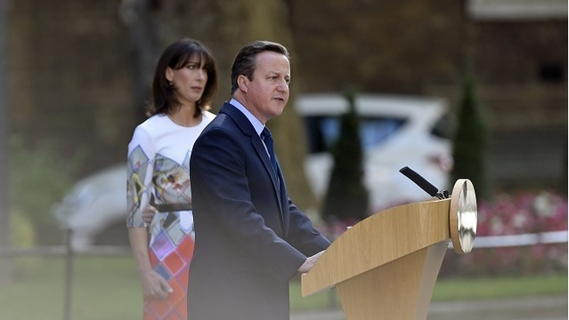 David Cameron to lecture at Brown University