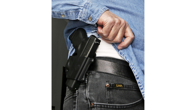 Few have legal right to carry concealed handgun in Rhode Island