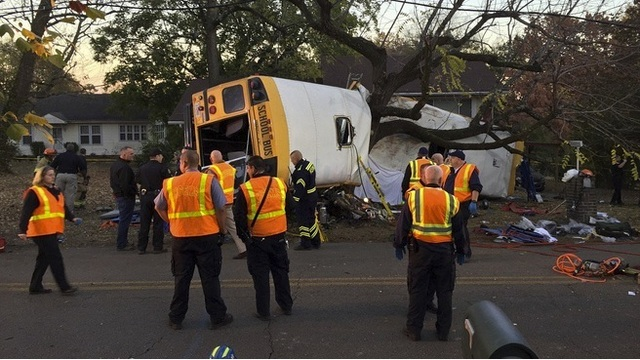 Chattanooga Bus Crash_386582
