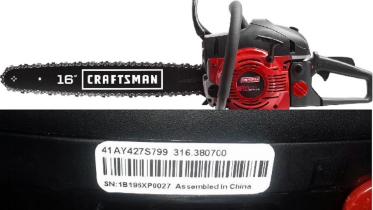 Fire risk prompts recall of chainsaws air conditioners wpri greentooth Choice Image