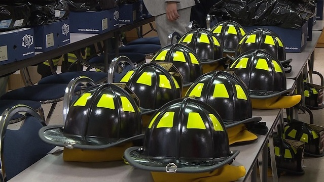 Fire departments awarded federal funding for new equipment