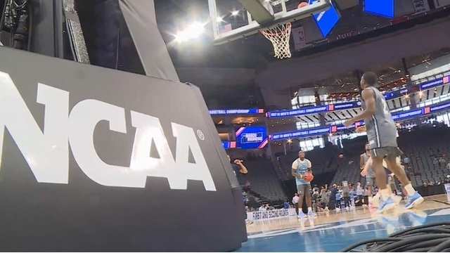 URI Rams in Sacramento for NCAA Tournament_443863