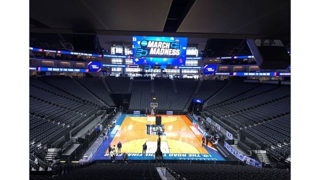 URI Rams in Sacramento for NCAA Tournament_444309