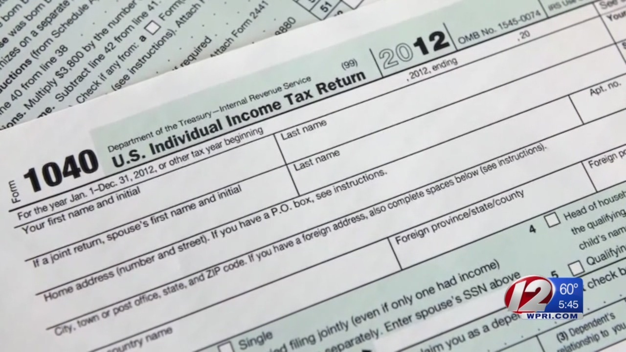 Deadline for filing tax returns is Tuesday this year