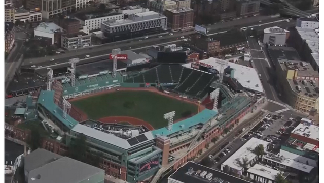 Activists push Red Sox to use 100 percent renewable energy