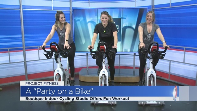 Spin the calories away with SALT Cycle