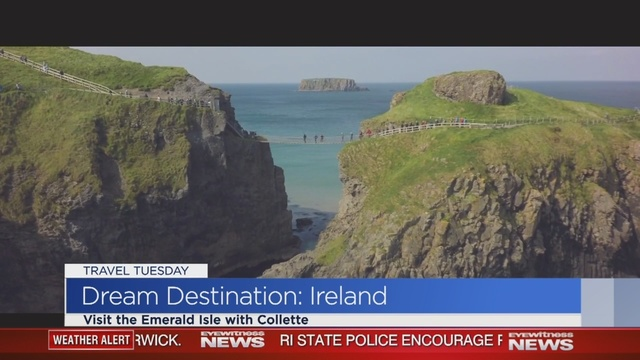 Traveling the Emerald Isle with Collette