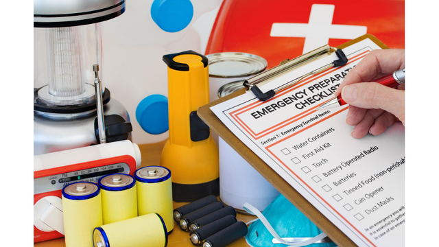 Storm Ready: Disaster Kit