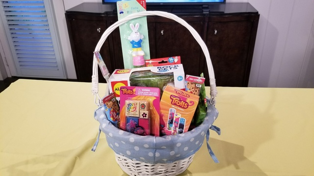 Non candy easter basket ideas negle Choice Image