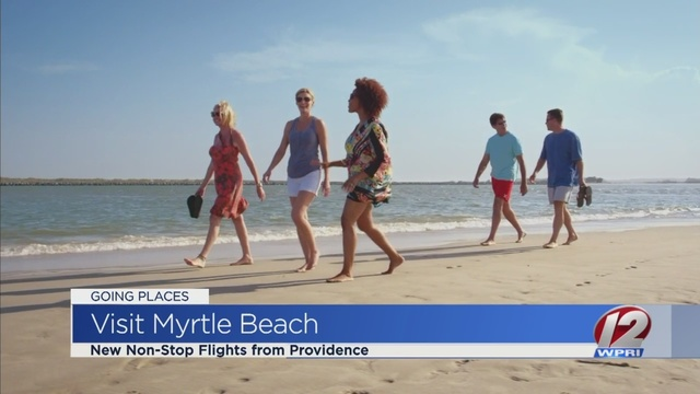 Frontier Airlines Now Offers Nonstop Flights To Myrtle Beach
