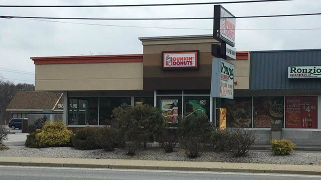 Clown-masked robber targets local Dunkin' Donuts