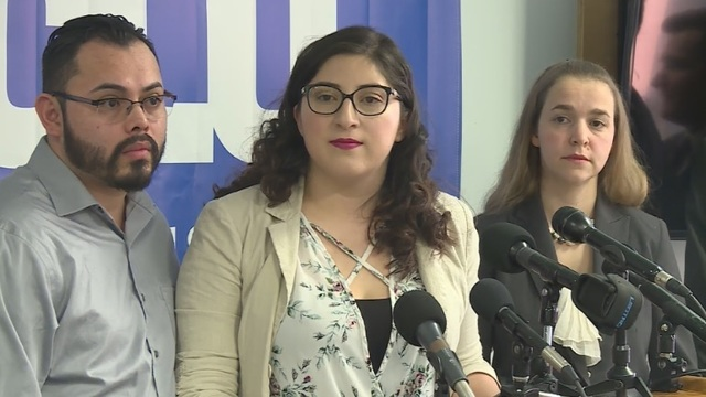 ACLU: Agencies lured immigrants seeking legal status to government offices | WPRI