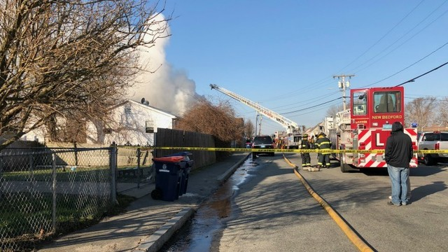 Victim in New Bedford House Fire Identified as 21-Year-Old Male