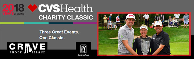The 20th annual CVS Health Charity Classic charitable events series tees  off this year on Thursday, June 21 and runs through Monday, June 25. Learn  More: