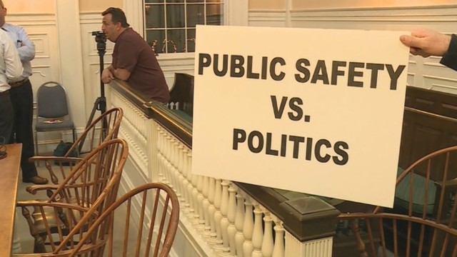 Town Council votes to restructure East Greenwich Fire Department | WPRI