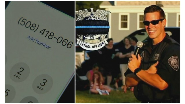 Yarmouth Police warn against phone scam for fallen officer | WPRI