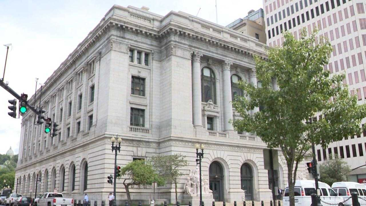Nominee for federal court in Providence advances in Senate