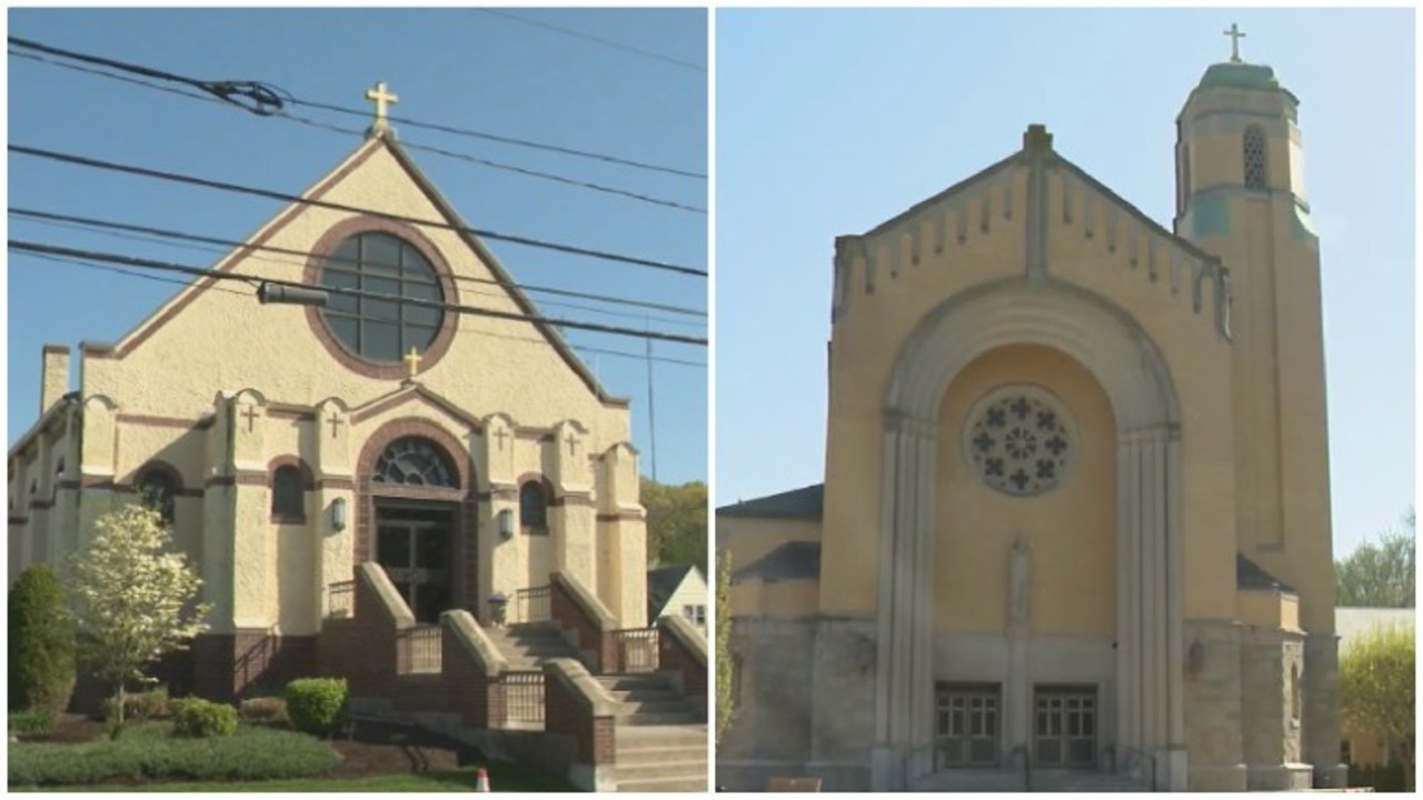 Century-old parishes to merge, diocese says