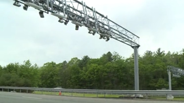 RI given green light to install 10 more truck-toll gantries