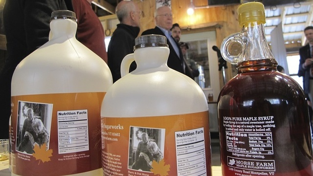 FDA backs off added sugar label for maple syrup, honey | WPRI