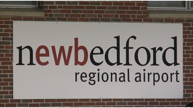 New Bedford airport drawing up master plan for building up service | WPRI