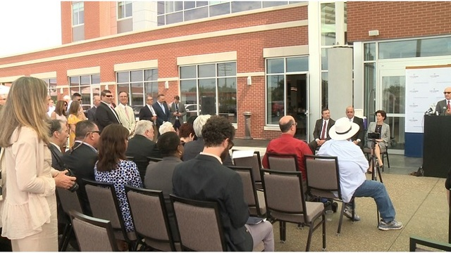 Ribbon cut on new Hyatt hotel at City Centre Warwick | WPRI