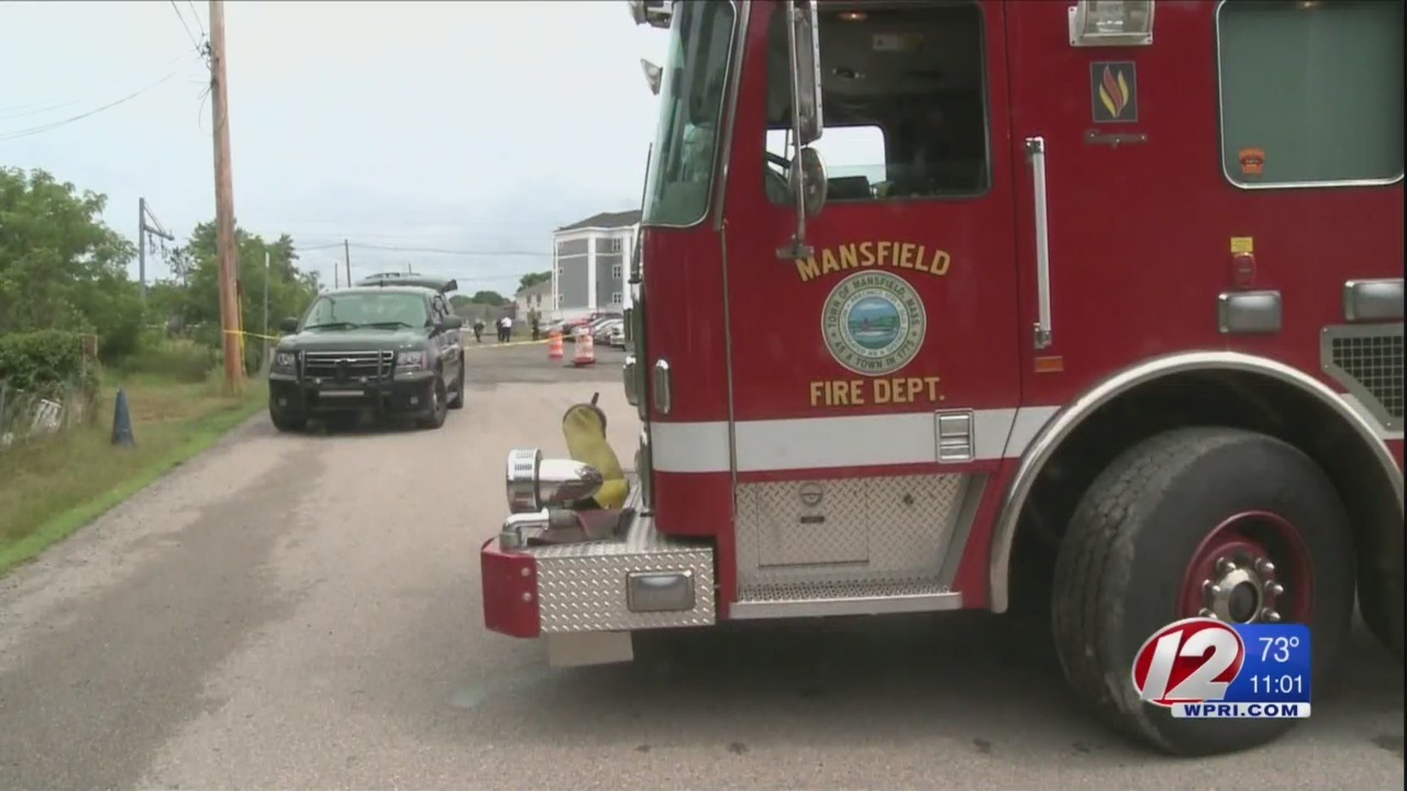 Mansfield police department accident reports