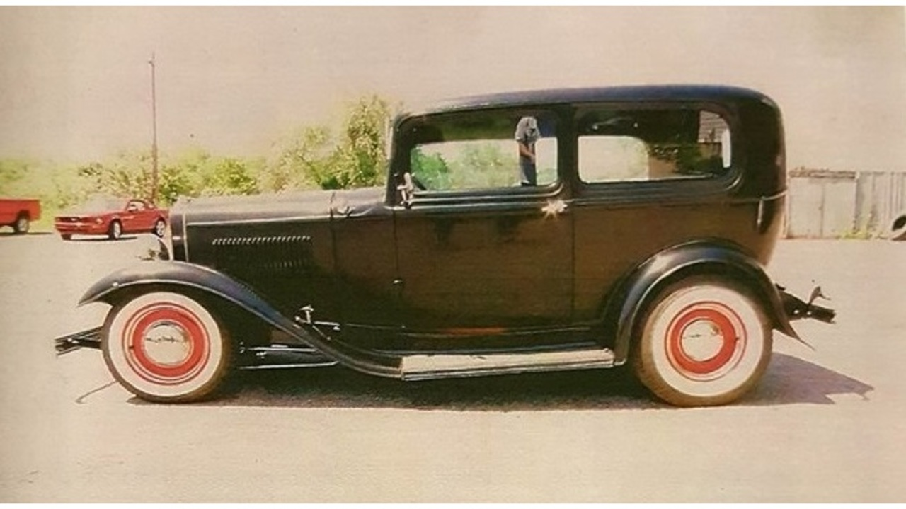 86-year-old classic car stolen from Dartmouth