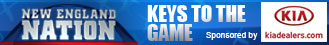 New England Nation: Keys to the Game sponsored by Kia
