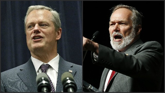 Is this a blue state? GOP governor looks unbeatable in Massachusetts