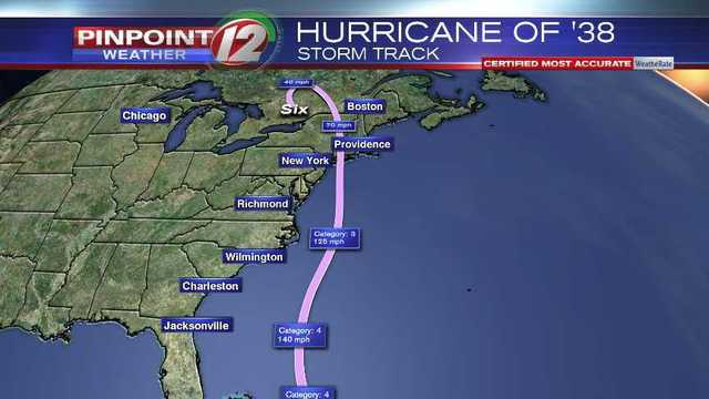 looking back 80th anniversary of the great new england hurricane of