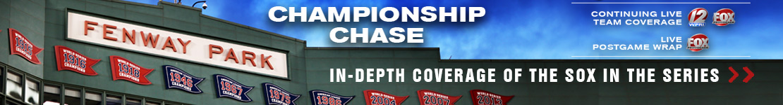 Championship Chase: In-Depth Coverage of the Sox in the Series