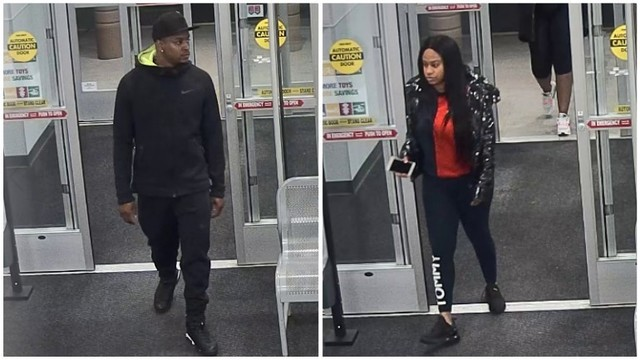Police: Pair went on shopping spree with counterfeit money