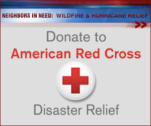 Donate for Wildfire & Hurricane Relief