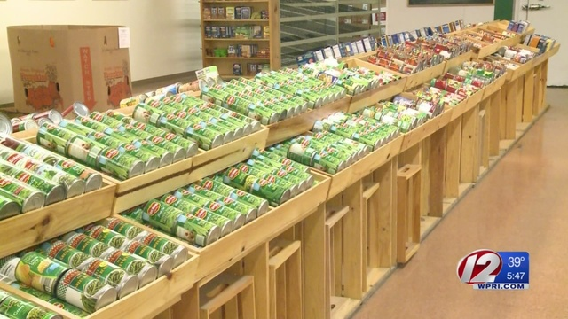 Ri Food Bank To Discuss Hunger Report Ahead Of Holiday Season