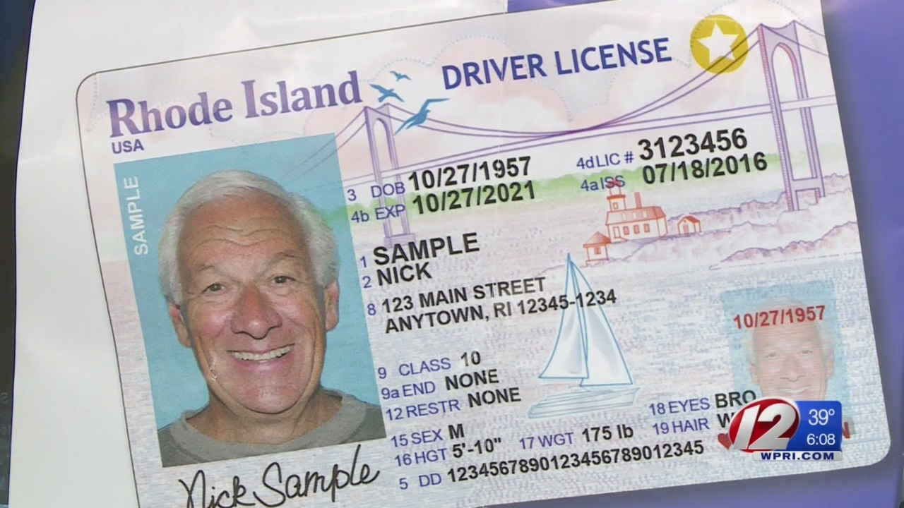 Real 'no Dmv In Rush' Upgrade Id Need To Ri