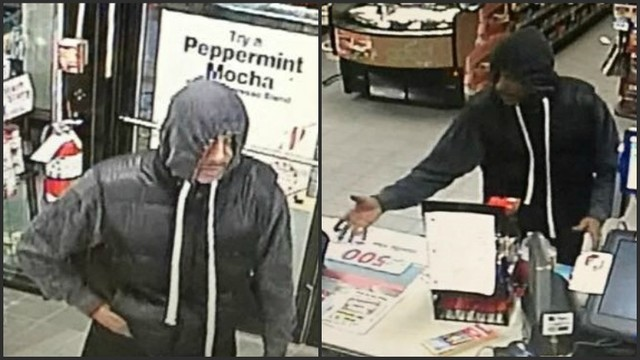 Police seek armed suspect who robbed North Attleboro store