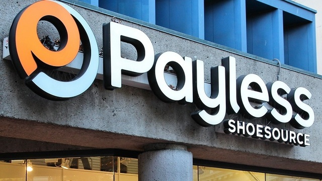 Payless Shoes closing at Swansea Mall