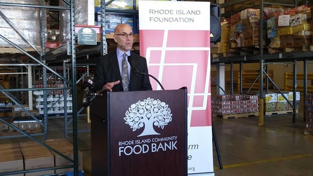Ri Food Bank Receives 100k Grant To Help Feed The Hungry