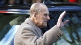 Britain's Prince Philip, 97, recovers after Land Rover crash