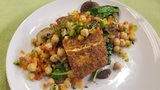 In the Kitchen: Moroccan Encrusted Salmon