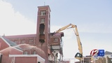 Church caretaker on demolition: 'It's like losing a family member'