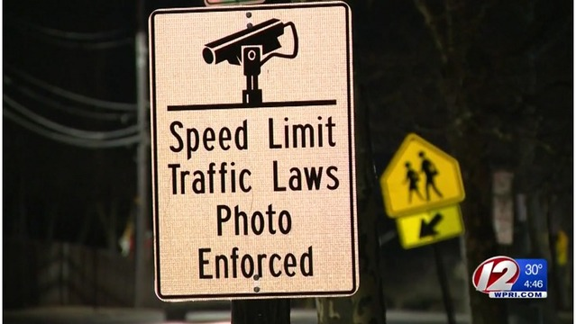 Pawtucket plans spring launch of speed cameras